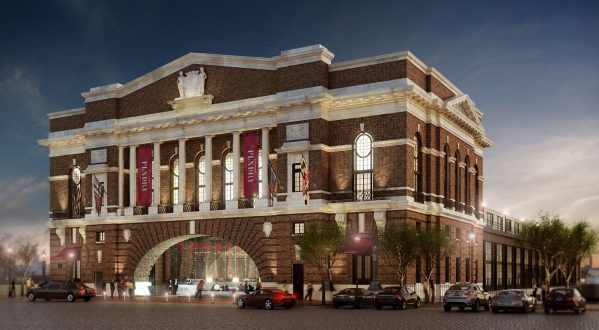 The hotel at the Fells Point Recreation Pier will be the Sagamore Pendry Baltimore. (Renderings courtesy Sagamore Development)