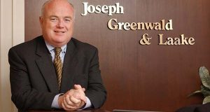 Timothy F. Maloney, Attorney at law with Joseph Greenwald & Lake.