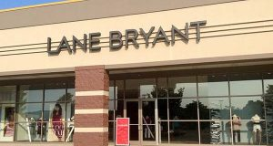 "A Lane Bryant Store in North Haven, Connecticut. (Flickr / Mike Mozart / ""Lane Bryant Store, North Haven, CT 7/2014 by Mike Mozart of TheToyChannel and JeepersMedia on YouTube"" / CC BY 2.0 / cropped and resized)"