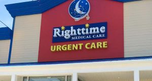 Righttime Medical Care employees are preparing for the grand opening of the newest location in Waldorf, Md. (PRNewsFoto/Righttime Medical Care)