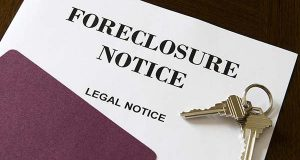 Foreclosure rates in Maryland and Baltimore continue to be among the nation's highest.