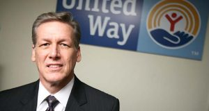 United Way CEO Mark Furst is stepping down. (File)