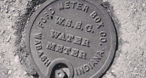 "A Washington Suburban Sanitary Commission water meter. (Flickr / Isaac Wedin / ""WSSC water meter."" / CC BY 2.0 / cropped and resized)"