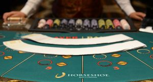 Horseshoe Casino in Baltimore. (File photo)