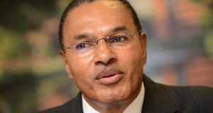 One key to increasing students' success in higher education is to publicize and promote community colleges, according to UMBC President Freeman Hrabowski III. 'The beauty of the American higher education system is there are all types of institutions that can provide a fine education,' he says. 'But the American public doesn't know that.' (Maximilian Franz / The Daily Record)