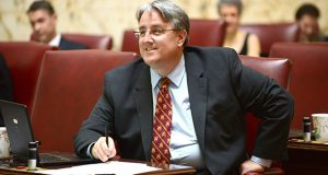 Sen. Richard Madaleno. (The Daily Record / Maximilian Franz)