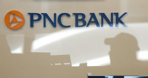 "The PNC "" at 6227 N. Charles Street in Baltimore. (The Daily Record/Maximilian Franz)"