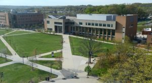 UMBC ranked sixth in U.S. News & World Report's list of universities with a strong commitment to teaching and fourth on a list of the most innovative colleges and universities. (Maximilian Franz/The Daily Record)