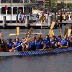 Team T. Rowe Price, the 2014 Dragon Boat champions, will be back for this year's race, set for Sept. 10. (PRNewsFoto/Catholic Charities of Baltimore)