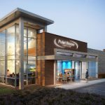 Rendering of the new Point Breeze Credit Union offices planned for Westminster and Owings Mills.