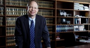 This June 27, 2011 file photo shows Santa Clara County Superior Court Judge Aaron Persky, who drew criticism for sentencing former Stanford University swimmer Brock Turner to only six months in jail for sexually assaulting an unconscious woman. The California judge has recused himself from making his first key decision in another sex case. The Mercury News reported Monday, Aug. 22, 2016 that Persky filed a statement saying that some people might doubt that he could be impartial. The judge is the target of a recall campaign after he sentenced a former Stanford swimmer to six months in jail for sexually assaulting an intoxicated woman. (Jason Doiy/The Recorder via AP, File)