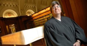 Baltimore City Circuit Judge Pamela White. (File photo)