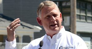 Howard County Executive Alan H. Kittleman. (File photo)