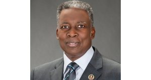 Bowie State University President Mickey L. Burnim (Photo from Bowie State University).