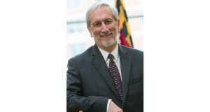 Donald Boesch, president of the University of Maryland Center for Environmental Science (Photo by UMCES).