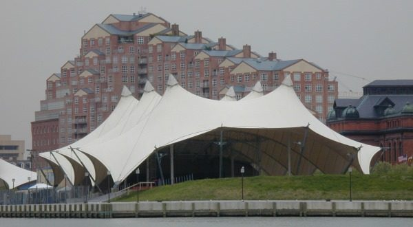 Baltimore is looking for a new operator for the Pier Six Pavilion convert venue. (Maximilian Franz)