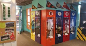 New Port Discovery exhibit features memorabilia from Maryland college and professional teams. (submitted)