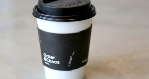 Order & Chaos, a coffee shop run by Planit, opened next to the firm's Locust Point office last week. (submitted)
