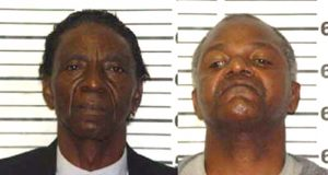 Melvin Davis, left, and LiCurtis Reels have been jailed for civil contempt longer than anyone else in the history of North Carolina. PHOTOS PROVIDED