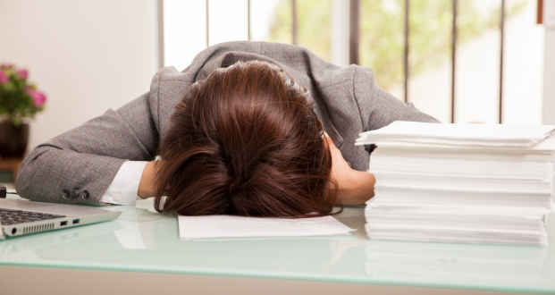 'There are different types of anxieties in a large-firm setting,' says one expert. 'But when you're on your own, you might feel like you can't turn away work, and there's also the stress of not having people to run things by. Isolation can be a huge risk.' (Thinkstock)