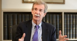 Maryland Attorney General Brian E. Frosh. (Maximilian Franz/The Daily Record)