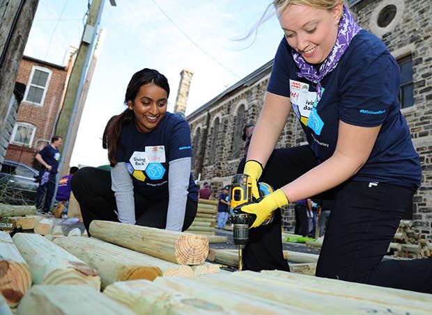 Morgan Stanley launches Healthy Cities initiative in Baltimore