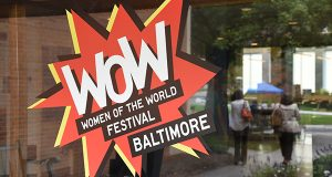 10-7-2016 BALTIMORE, MD- Photo taken at the WOW- Women of the World Festival Baltimore at Notre Dame University of Maryland. (The Daily Record/ Maximilian Franz).