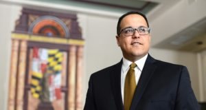 'The reality is that attorneys are like every other demographic and constituency out there — their interests have to be addressed, and we have to connect with them in ways that are different from how we did 25 years ago,' says Victor Velazquez, the new executive director of the Maryland State Bar Association. MAXIMILIAN FRANZ (The Daily Record/Maximilian Franz)