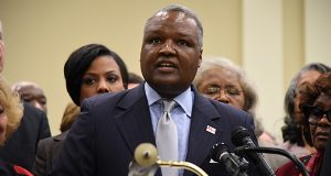 Prince George's County Executive Rushern L. Baker III (File photo)