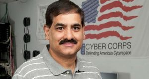 Dr. Sujeet Shenoi, director of the University of Tulsa's Cyber Corps program. (Submitted photo)