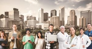 Universities and hospitals are flexing their economic development muscles, not only to better their communities but to position themselves to be more competitive for recruiting talent. (Thinkstock photos)