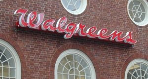 An exterior of a Walgreen's in Baltimore. A Massachusetts judge has held a Walgreen's pharmacy there that declined to refill an epileptic woman's prescription for anti-seizure medication because it lacked prior authorization from her physician could not be held liable for her death from a subsequent seizure. (File photo)