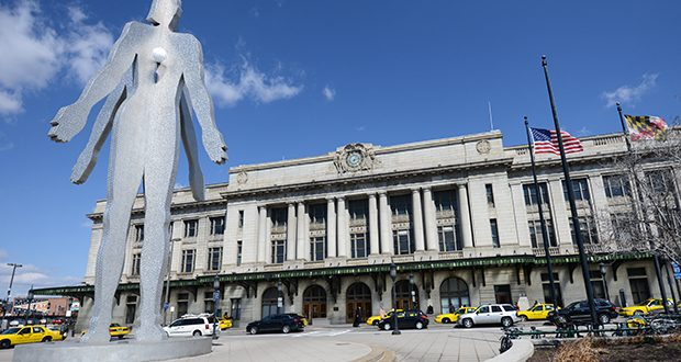 Elected officials and community leaders have long pushed for the redevelopment of the area around Penn Station. (File photo)