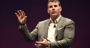 Under Armour CEO Kevin Plank (File)