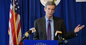 Maryland Attorney General Brian E. Frosh (File Photo)