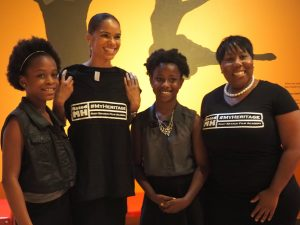 American Ballet Theatre principal dancer Misty Copeland met fans at the Reginald F. Lewis Museum as part of the museum's 10th anniversary celebration. Photo courtesy of the museum.