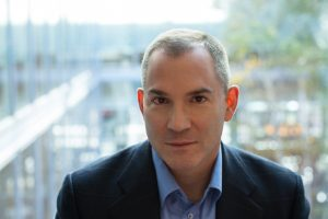 Frank Bruni (from Johns Hopkins University)