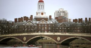 Harvard's decision to accept the GRE over the LSAT for law school students has drawn the attention of Maryland's two law schools, but representatives from both declined comment when asked if similar policies were being discussed. (AP Photo/Charles Krupa)
