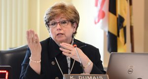 Del. Kathleen M. Dumais, D-Montgomery. (File photo)