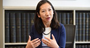 Planned Parenthood Executive Director Dr. Leana Wen, the former health commissioner for Baltimore, hailed the decision. (File Photo)