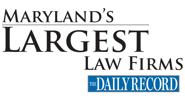 Maryland's Largest Law Firms 2018 – Maryland Daily Record