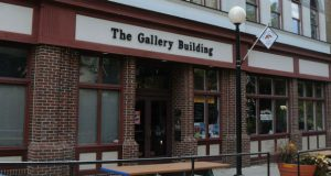 Salisbury's Center for Entrepreneurship will open at the Plaza Gallery Building in 2020. (from Salisbury)