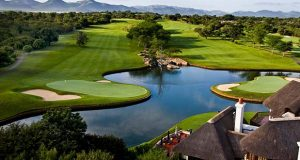 Leopard Creek is one of the courses golfers can take a shot at along Rovos Rail's Golf Safari or African Golf Collage voyages. (submitted photo)