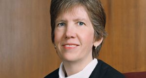Judge Sally D. Adkins , Court of Special Appeals.  art supplied.