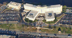 MedStar Harbor Hospital in 2004. (File)