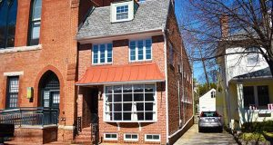 220 Prince George St. in Annapolis is ideal for a lobbying firm, the property's broker says. (LoopNet photo)