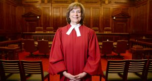 Chief Judge Mary Ellen Barbera, Maryland Court of Appeals.  (Maximilian Franz/The Daily Record)