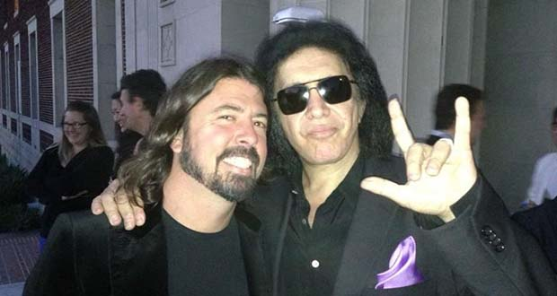 Gene Simmons wants to trademark a hand gesture