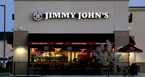 A Jimmy John's franchise owner in Minnesota can fire and discipline employees who drew attention to the company's lack of paid sick leave by putting posters up claiming the restaurants were jeopardizing customers' health because the posters were 'materially false and misleading,' the 8th U.S. Circuit Court of Appeals held last week in an en banc ruling. (Wikicommons- Mr. Satterly - WTFPL v2)