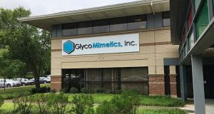 The GlycoMimetics office  in Rockville. (GlycoMimetics photo)